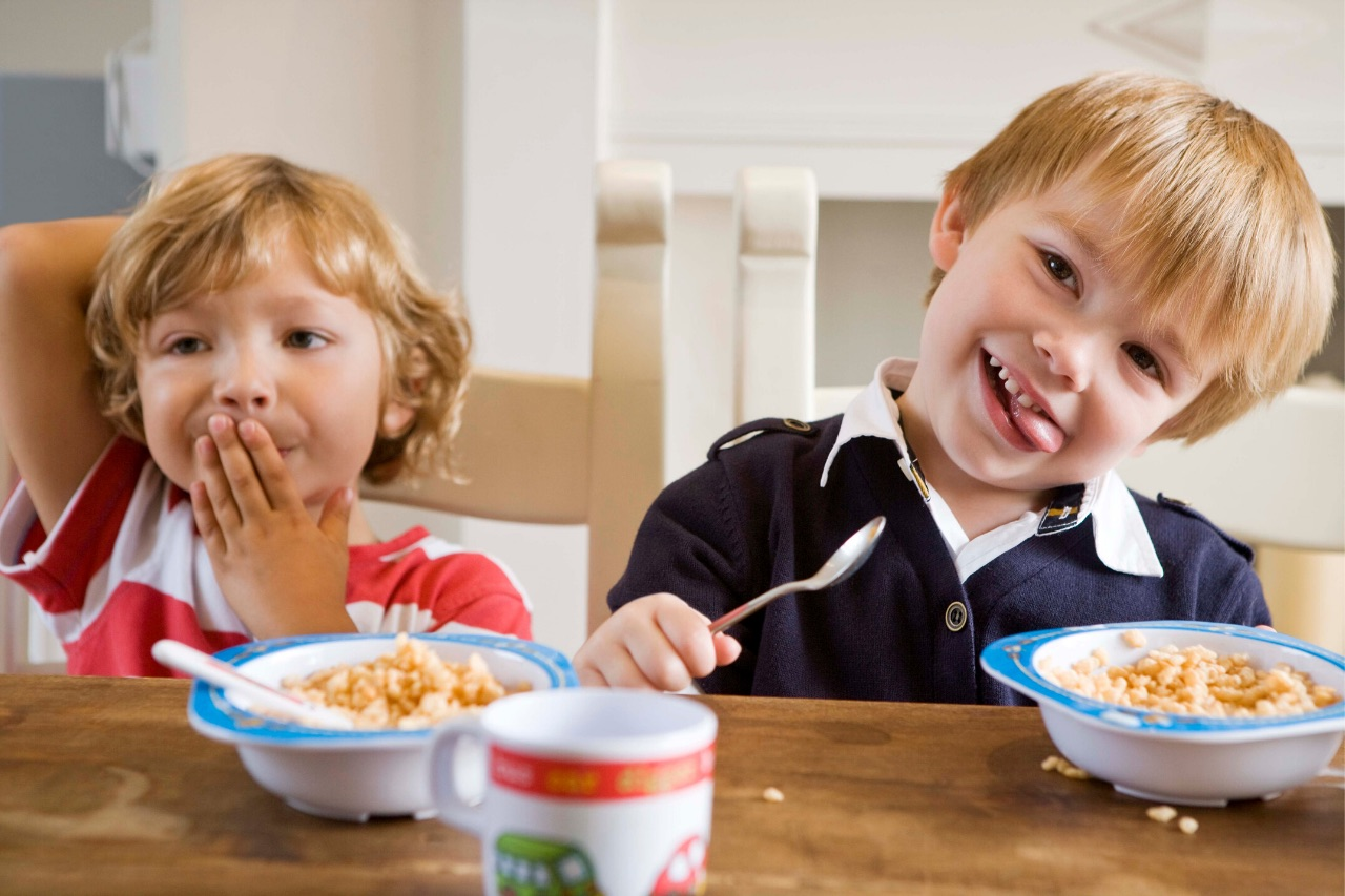 Is cereal healthy-What are the best choices for kids ...